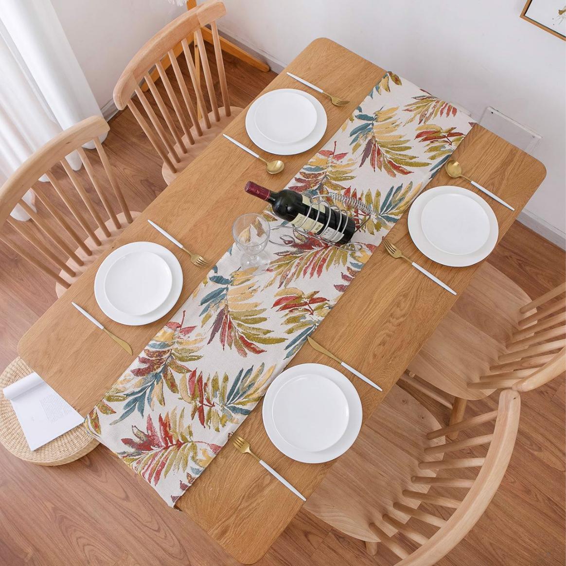 Từ 124K là mua được khăn trải bàn dài cho bàn ăn thêm xịn - Ảnh 6.