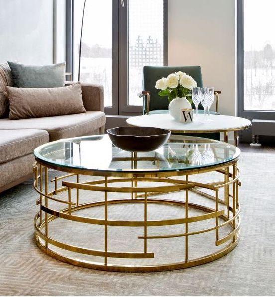 Fan mê mẩn 2 chiếc bàn trà trong penthouse 7 tỷ của Quỳnh Anh Shyn, hỏi ngay chỗ mua - Ảnh 9.