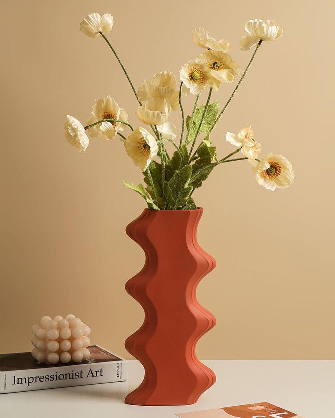 9 bình hoa siêu xinh cắm hoa auto đẹp: Mua tặng mẹ hay nửa kia dịp 8/3 đều ưng - Ảnh 8.