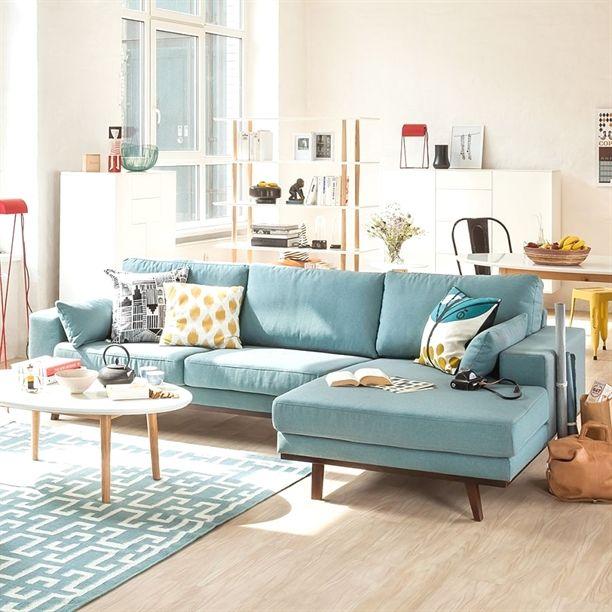 """Ngắm sofa xịn của sao Việt mà mê, ai muốn decor phòng khách sang xịn thì nên sắm 8 """"bé"""" này - Ảnh 7."""