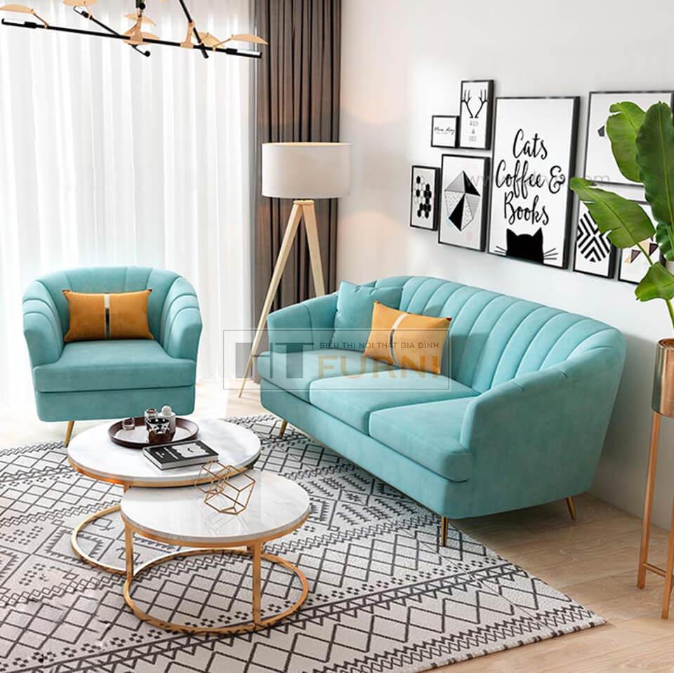 """Ngắm sofa xịn của sao Việt mà mê, ai muốn decor phòng khách sang xịn thì nên sắm 8 """"bé"""" này - Ảnh 12."""