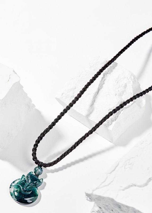 Sắm dây chuyền đá phong thủy hợp mệnh để tài lộc kéo đến, tình duyên may mắn - Ảnh 6.