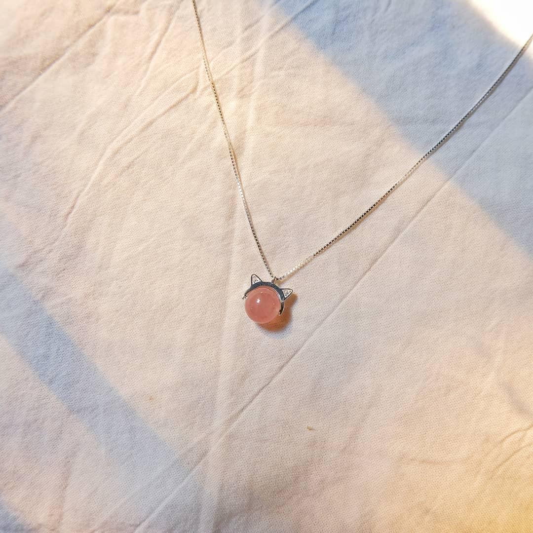 Sắm dây chuyền đá phong thủy hợp mệnh để tài lộc kéo đến, tình duyên may mắn - Ảnh 8.