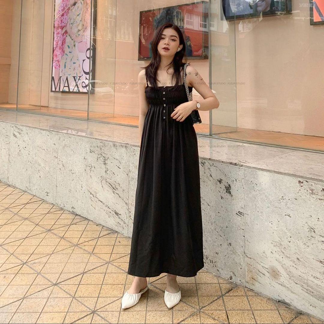 Lisa mặc váy babydoll cute muốn xỉu, các nàng muốn sắm váy na ná nhưng rẻ hơn cực dễ - Ảnh 6.