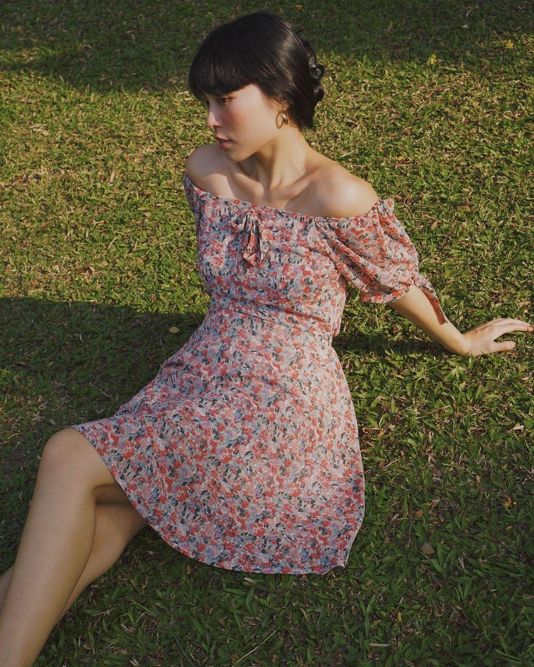 Thiều Bảo Trâm diện váy hoa xinh mê ly, bóc mác mới biết là hàng mua online chỉ 265k - Ảnh 9.