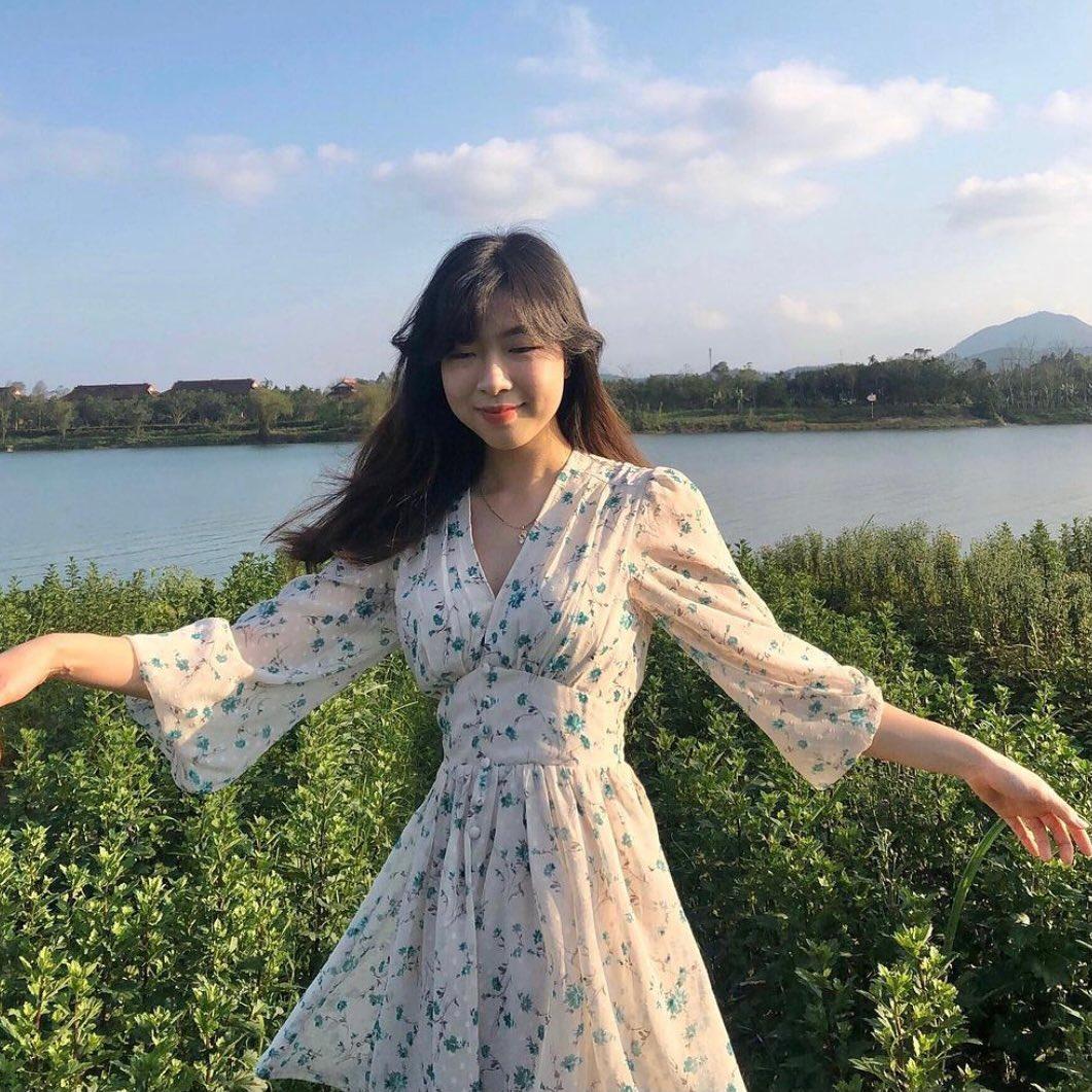 Thiều Bảo Trâm diện váy hoa xinh mê ly, bóc mác mới biết là hàng mua online chỉ 265k - Ảnh 8.