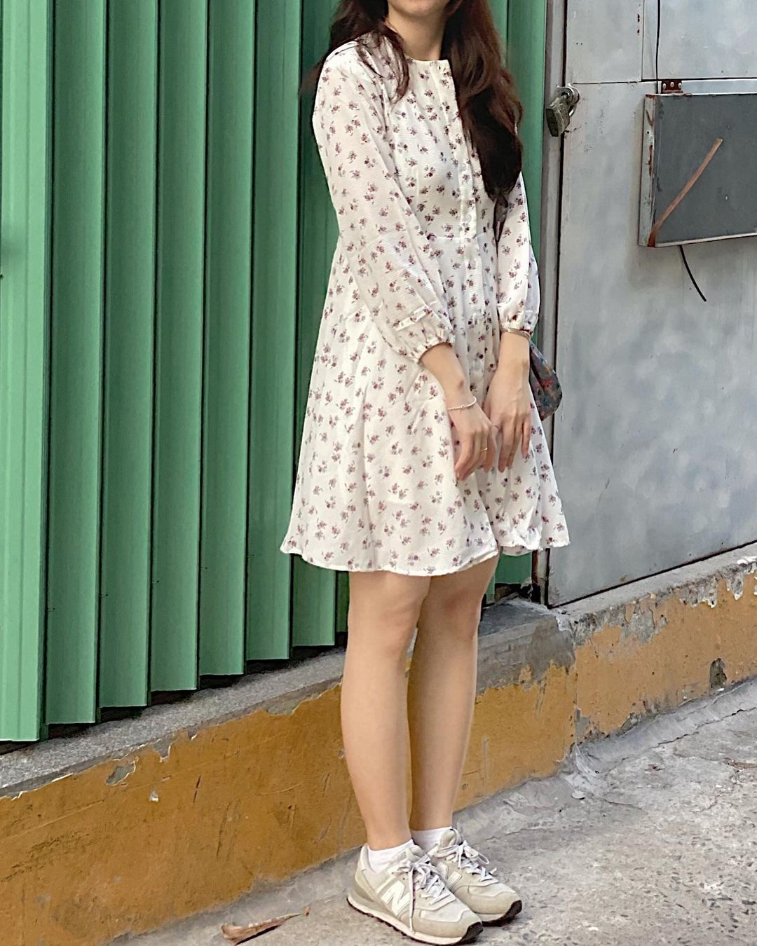 Thiều Bảo Trâm diện váy hoa xinh mê ly, bóc mác mới biết là hàng mua online chỉ 265k - Ảnh 6.