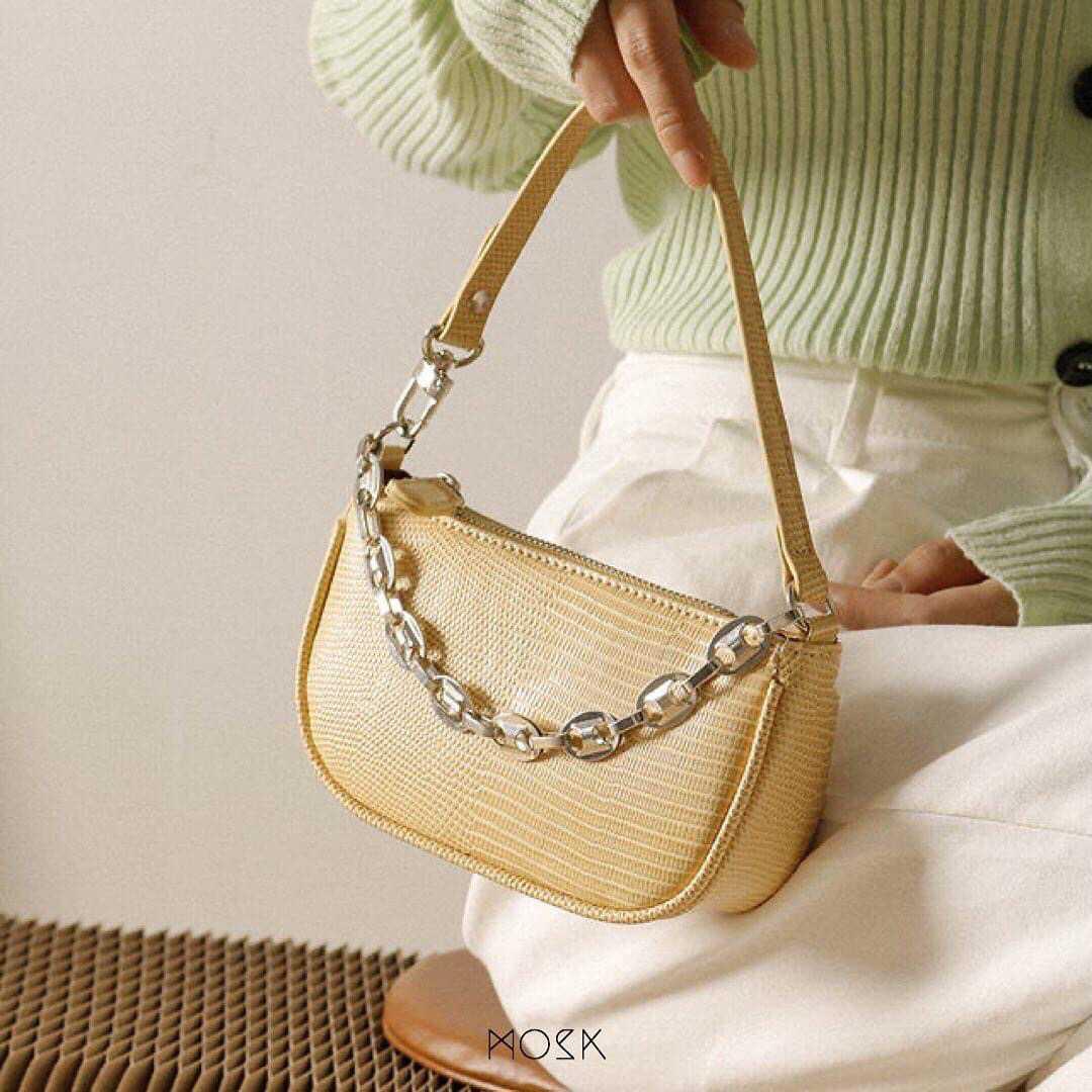 Tổng hợp túi xách rẻ đẹp nhất tại các shop online: Giá chỉ từ 200k mà toàn kiểu trendy sang chảnh - Ảnh 8.