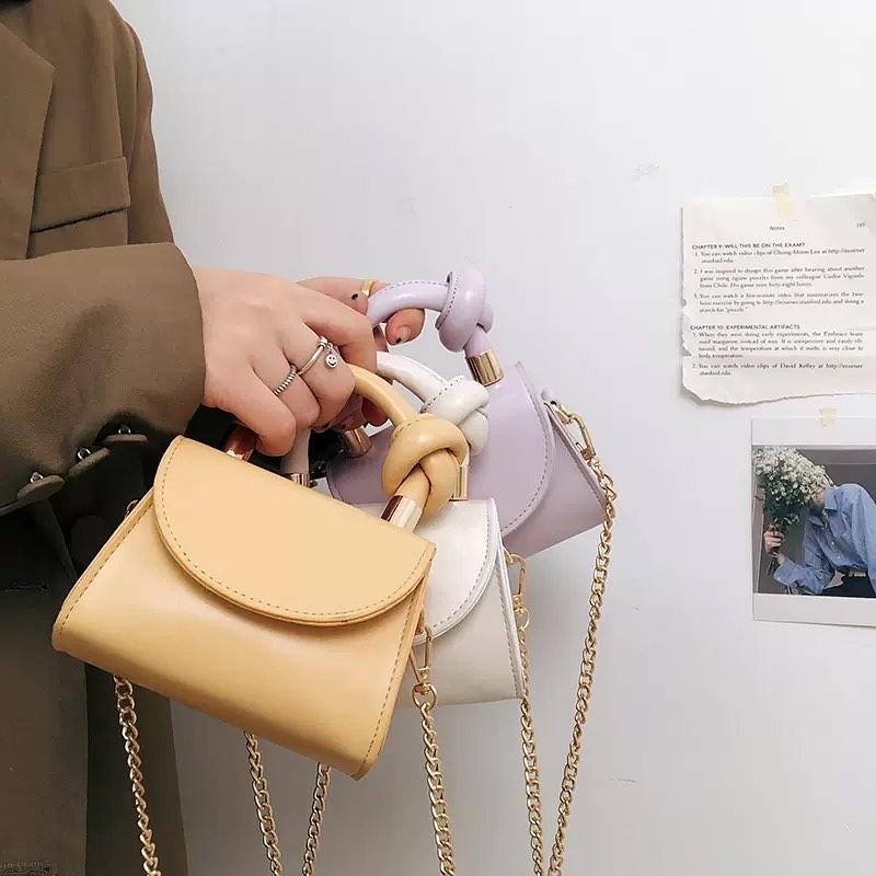 Tổng hợp túi xách rẻ đẹp nhất tại các shop online: Giá chỉ từ 200k mà toàn kiểu trendy sang chảnh - Ảnh 1.