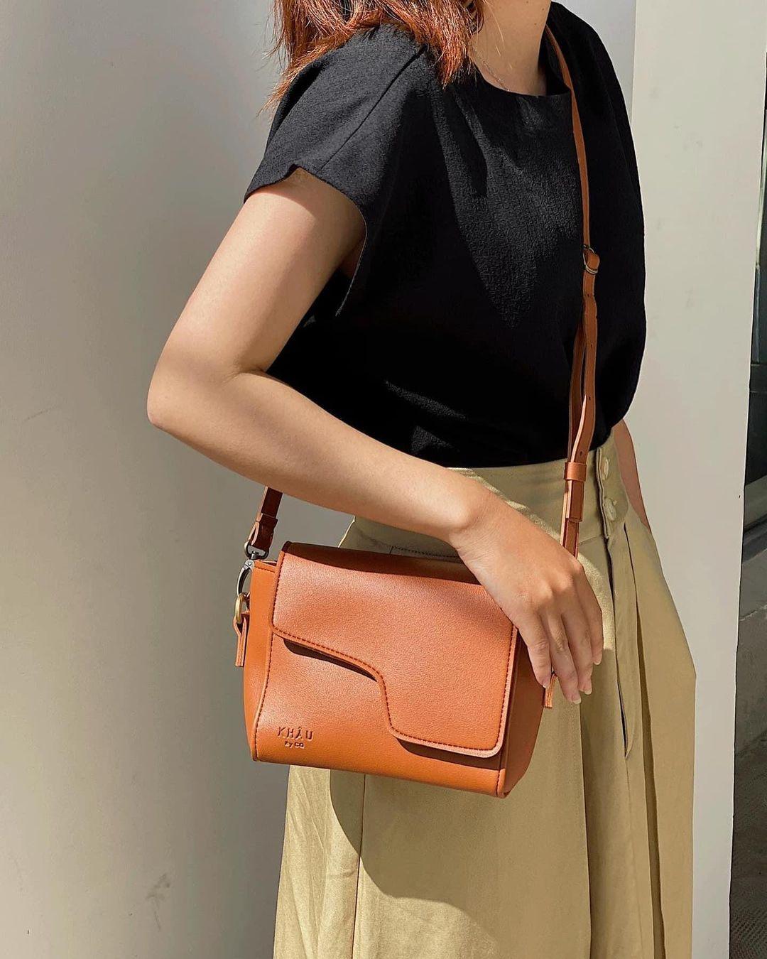 Tổng hợp túi xách rẻ đẹp nhất tại các shop online: Giá chỉ từ 200k mà toàn kiểu trendy sang chảnh - Ảnh 10.
