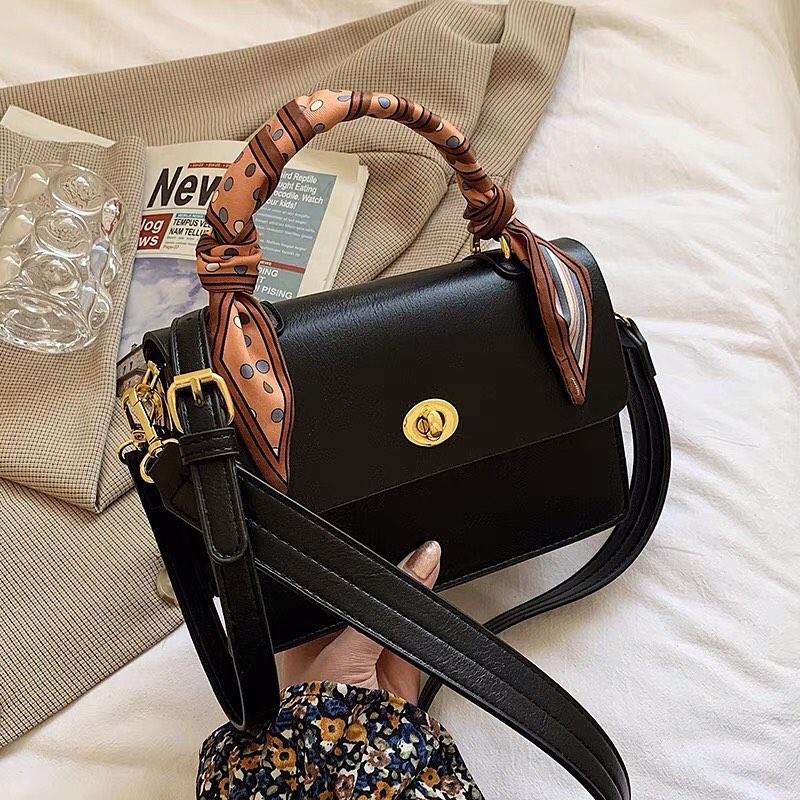 Tổng hợp túi xách rẻ đẹp nhất tại các shop online: Giá chỉ từ 200k mà toàn kiểu trendy sang chảnh - Ảnh 4.