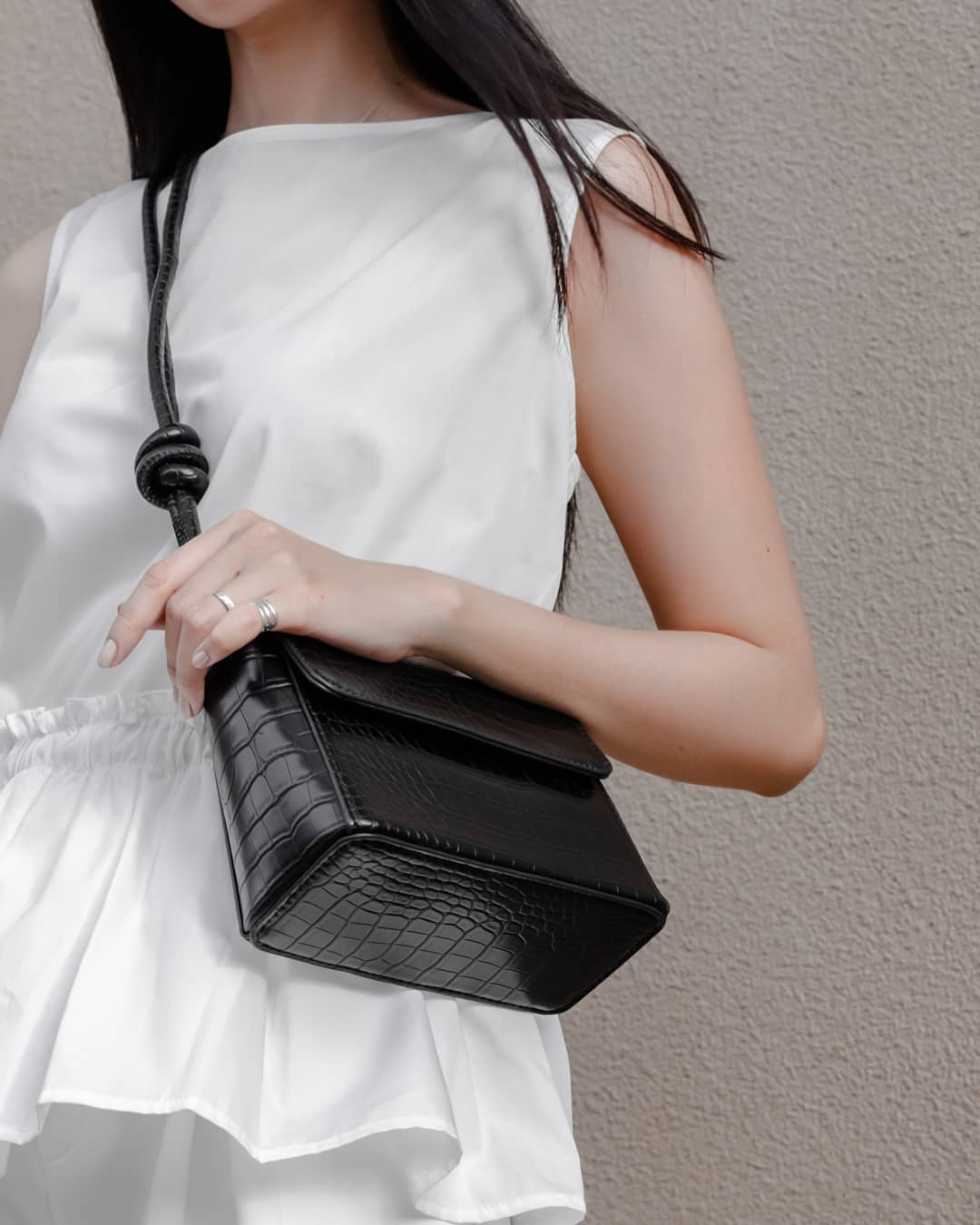 Tổng hợp túi xách rẻ đẹp nhất tại các shop online: Giá chỉ từ 200k mà toàn kiểu trendy sang chảnh - Ảnh 9.