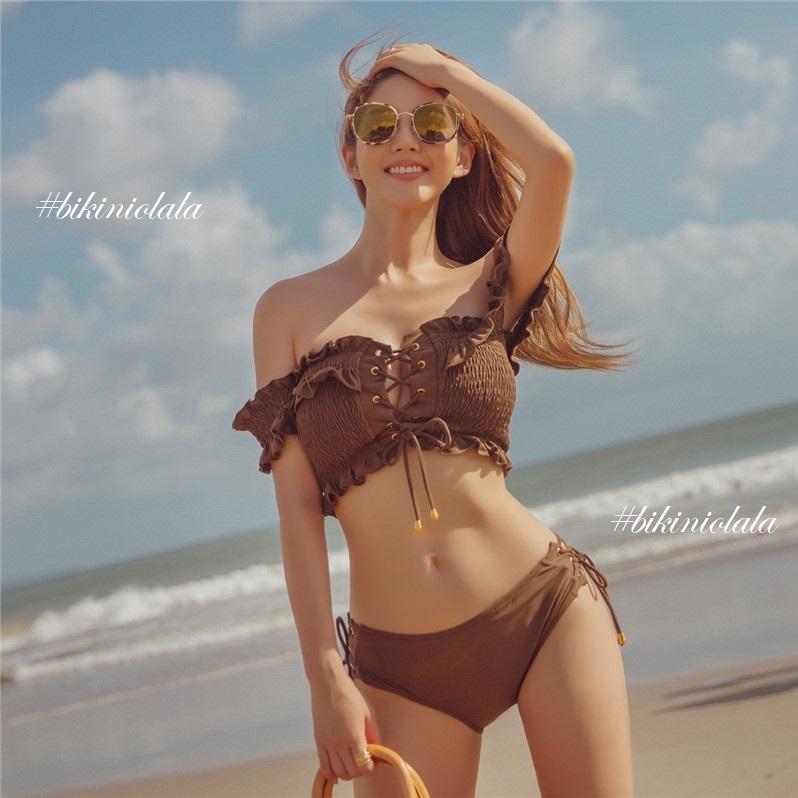 Châu Bùi khoe body mlem với bikini 2 triệu, chị em dư sức tậu được bộ sexy không kém chỉ với vài trăm - Ảnh 8.