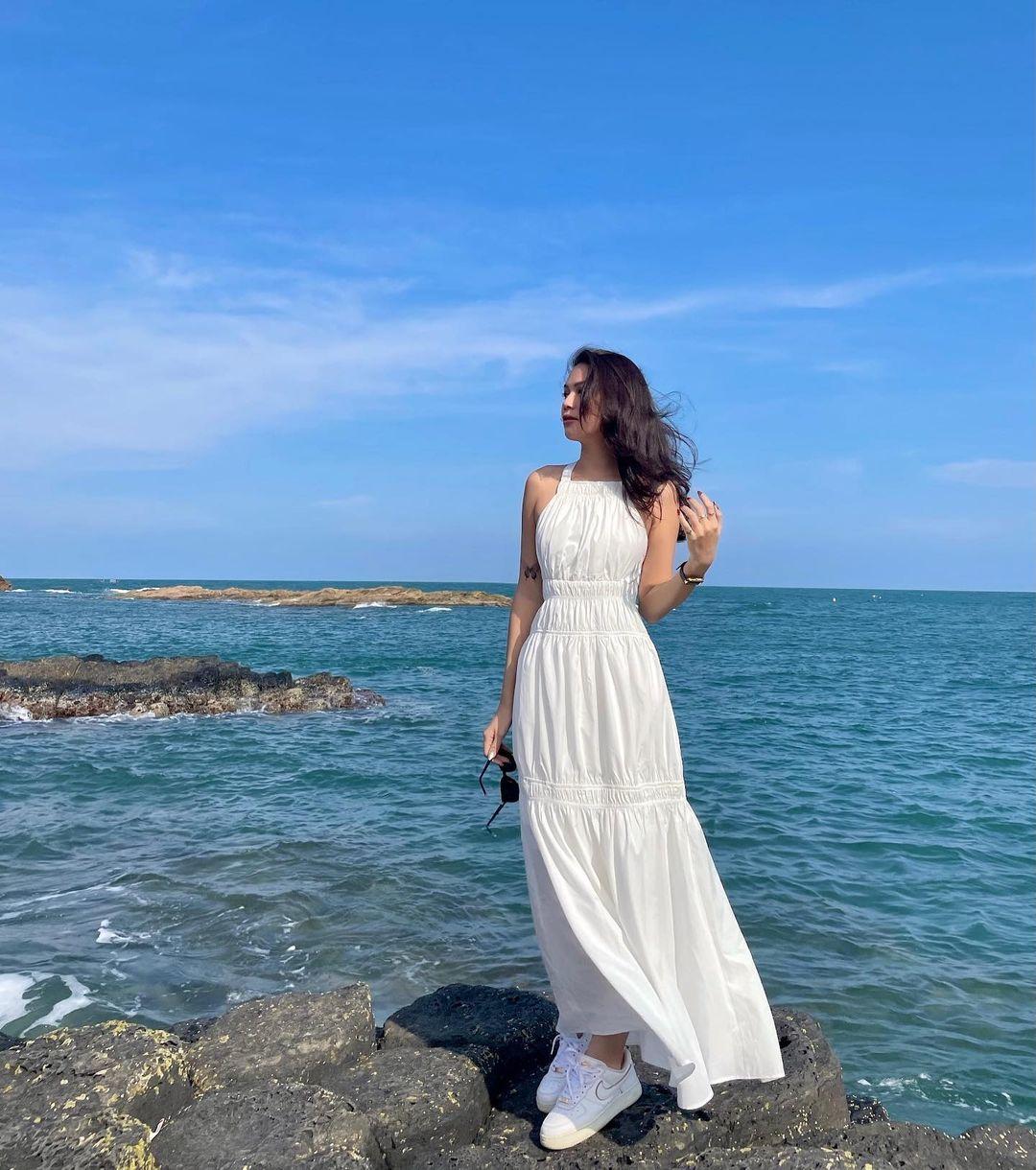 Chỉ từ 240k sắm váy hở lưng xinh yêu sexy lại mát rượi chấp hết nắng nóng Sài Gòn - Ảnh 10.