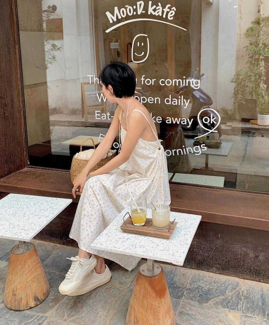 Chỉ từ 240k sắm váy hở lưng xinh yêu sexy lại mát rượi chấp hết nắng nóng Sài Gòn - Ảnh 9.