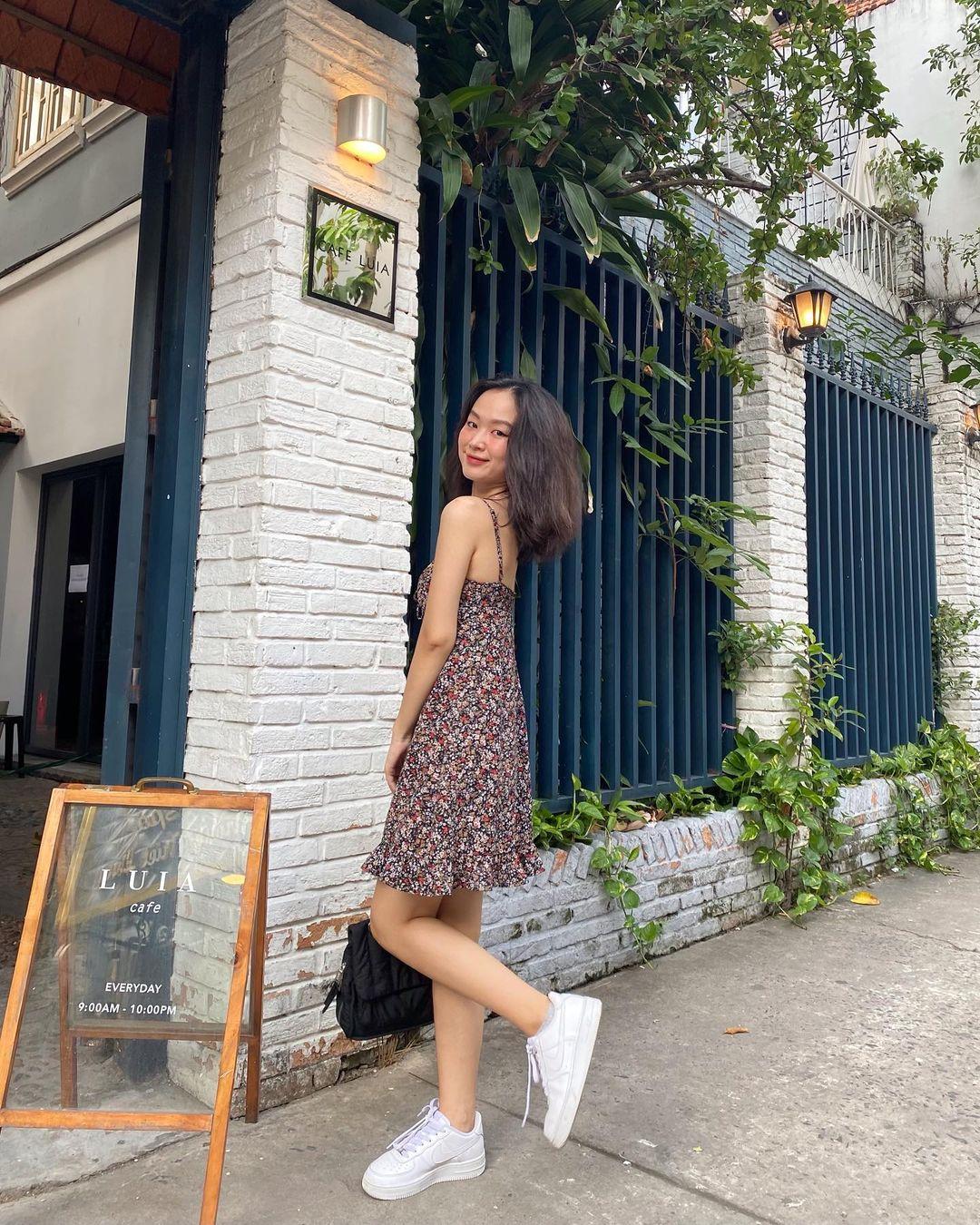 Chỉ từ 240k sắm váy hở lưng xinh yêu sexy lại mát rượi chấp hết nắng nóng Sài Gòn - Ảnh 5.