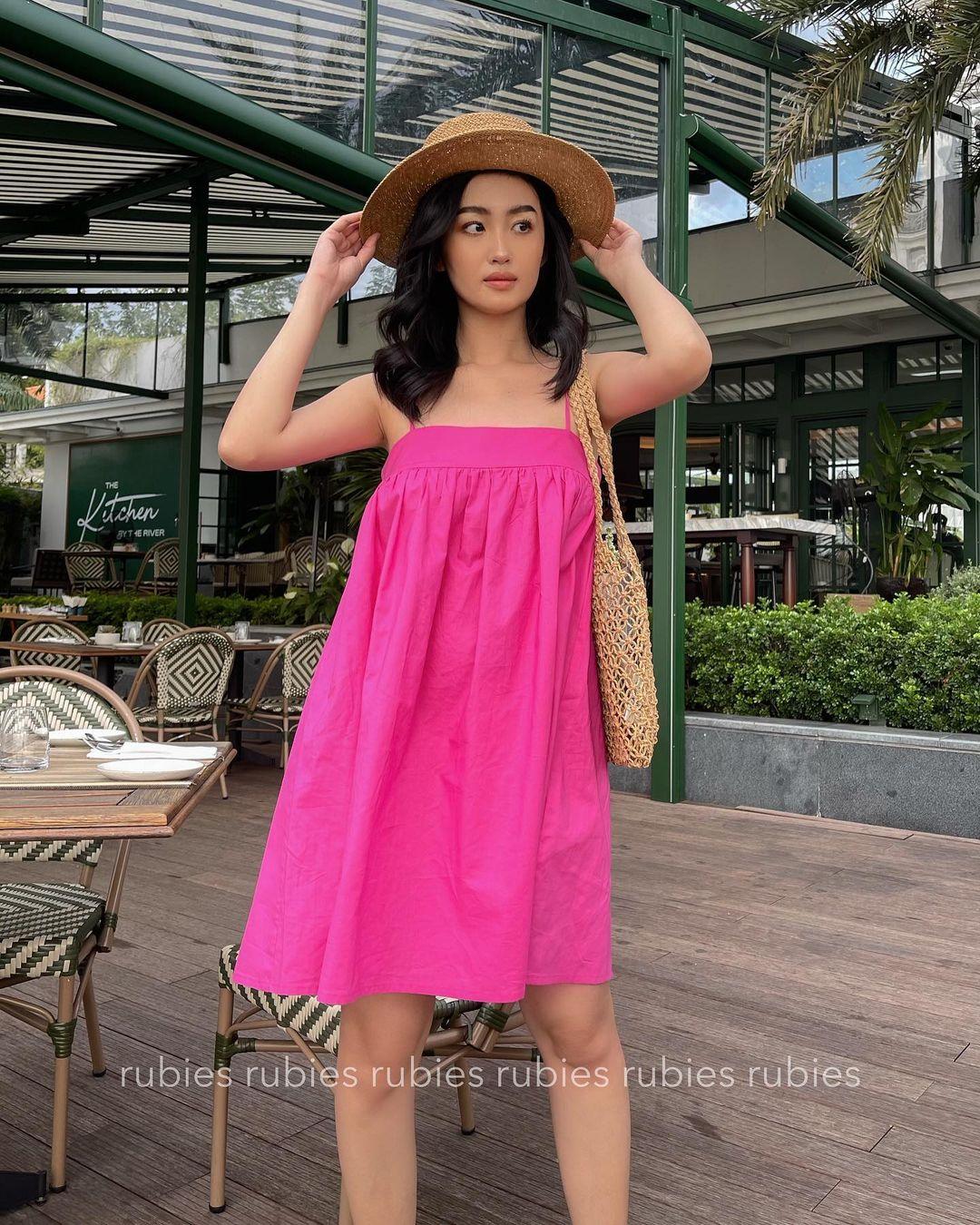 Chỉ từ 240k sắm váy hở lưng xinh yêu sexy lại mát rượi chấp hết nắng nóng Sài Gòn - Ảnh 6.