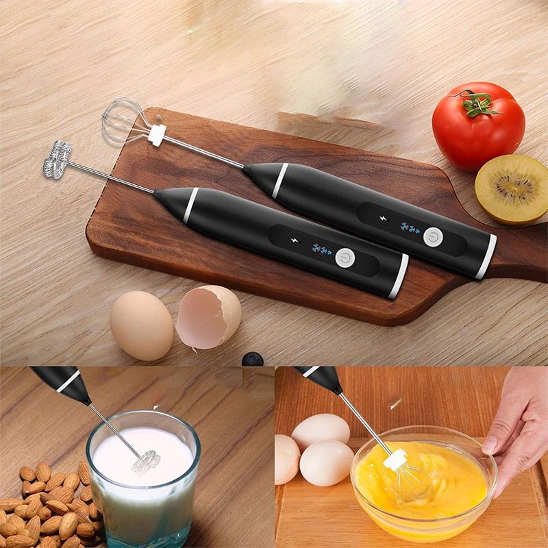 """7 máy đánh trứng cầm tay nhỏ gọn giá rẻ, chị em mê nấu ăn là phải """"múc"""" - Ảnh 1."""