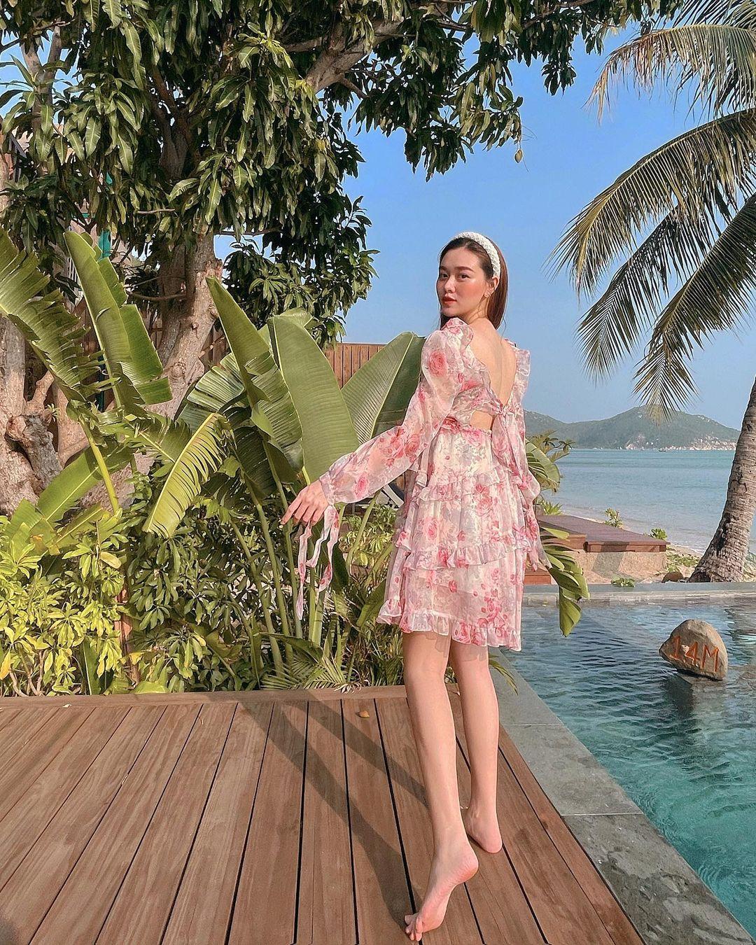Đồ local brand sao Việt vừa diện: Toàn món rẻ đẹp chỉ từ 260k, bất ngờ nhất là váy sexy giá chưa đến 400k của Lan Ngọc - Ảnh 8.