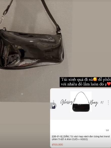 Xoài Non, Linh Ka mách chị em chỗ mua túi rẻ đẹp: Toàn mẫu xinh tươi trendy giá chỉ từ 43k - Ảnh 3.