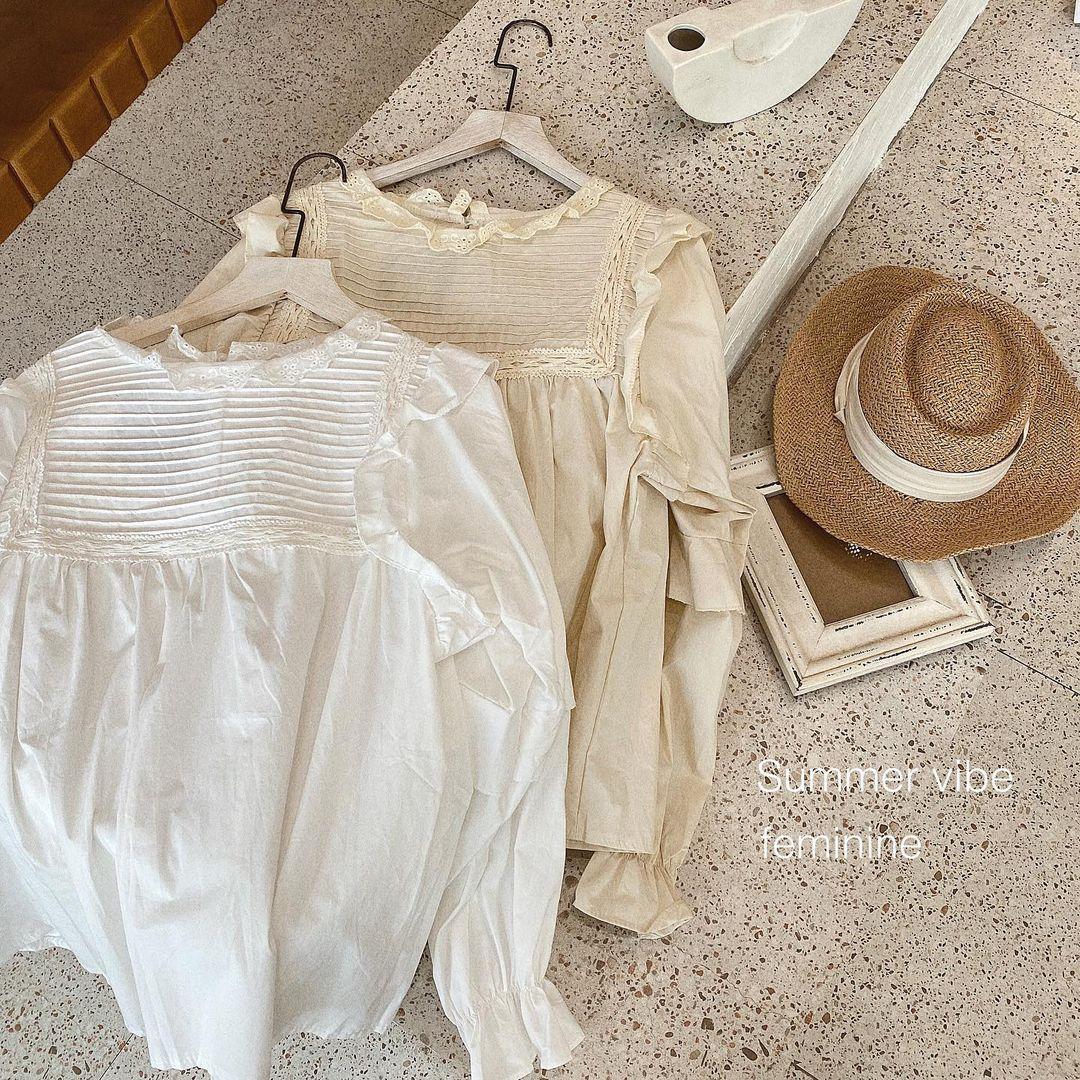 Mách các nàng chỗ mua áo blouse xinh như thiên thần giá chỉ từ 240k - ảnh 10
