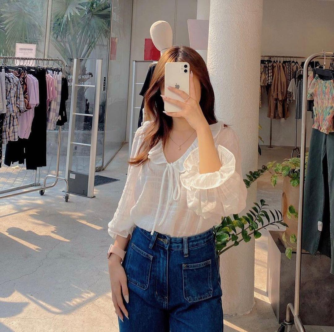 Mách các nàng chỗ mua áo blouse xinh như thiên thần giá chỉ từ 240k - ảnh 19