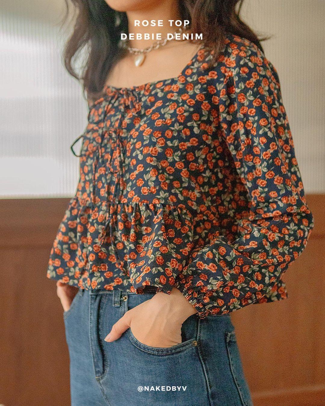 Mách các nàng chỗ mua áo blouse xinh như thiên thần giá chỉ từ 240k - ảnh 22
