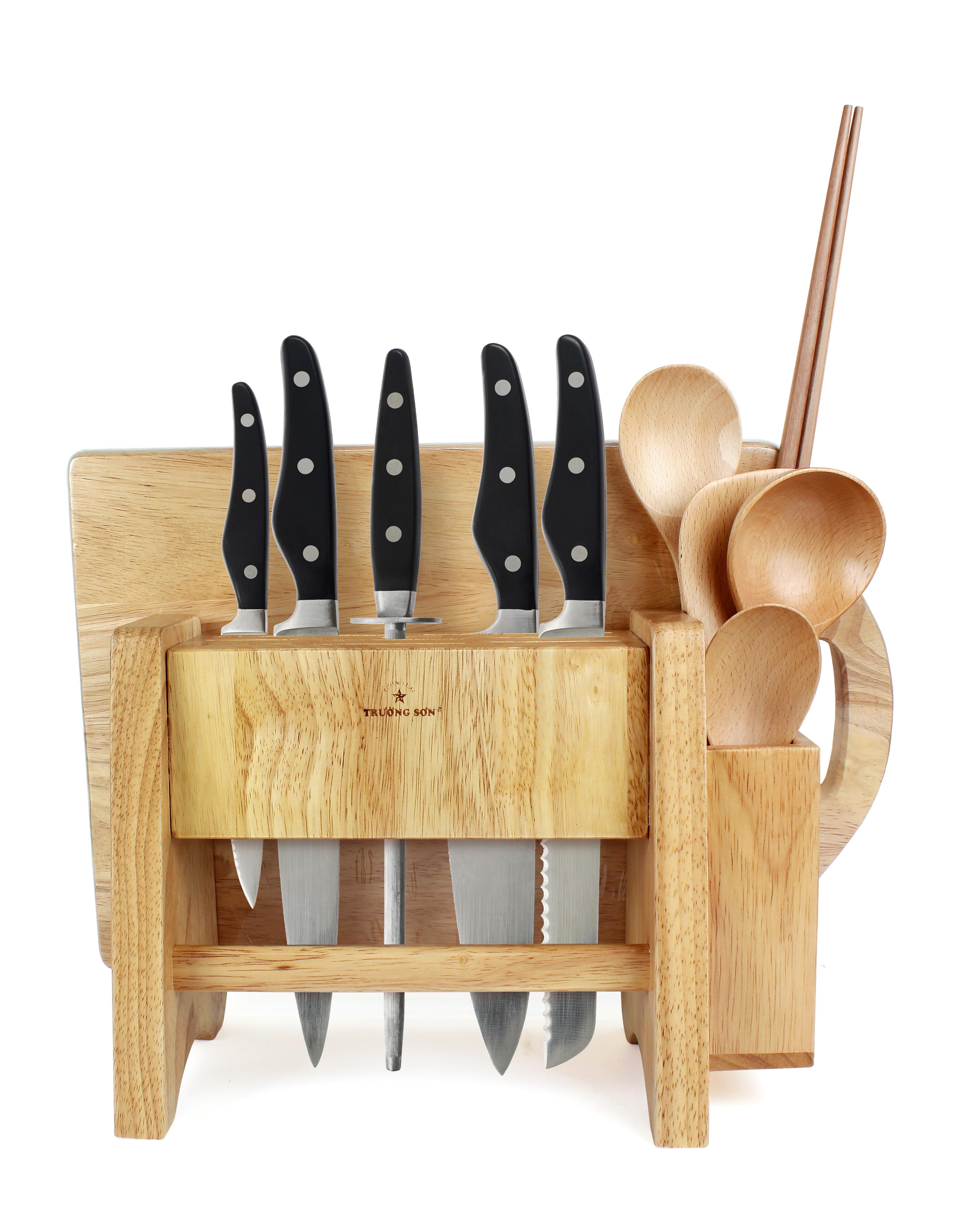 Tóc Tiên khoe kệ để dao kéo cực nhã nhặn, từ 150k bạn sắm được một chiếc hao hao - Ảnh 4.