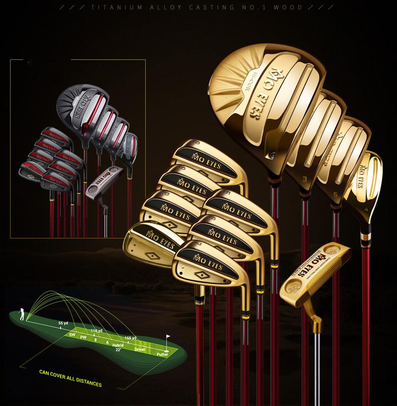 5 bộ gậy golf cực sang dành cho giới thượng lưu, loại đắt nhất giá gần 400 triệu đồng, hơn cả mức lương cả năm của người khác - Ảnh 1.