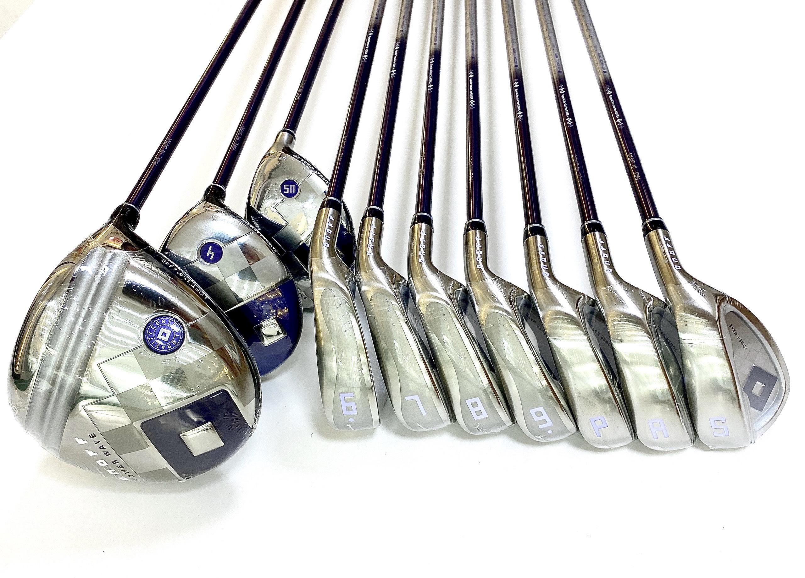 5 bộ gậy golf cực sang dành cho giới thượng lưu, loại đắt nhất giá gần 400 triệu đồng, hơn cả mức lương cả năm của người khác - Ảnh 2.
