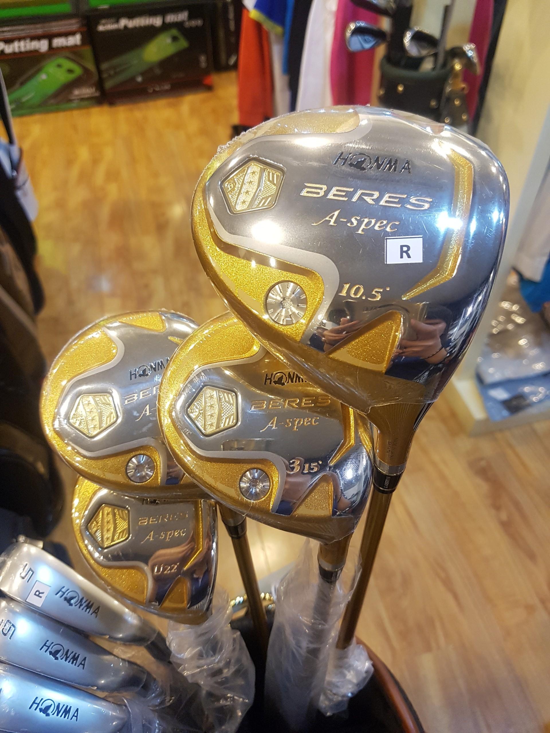 5 bộ gậy golf cực sang dành cho giới thượng lưu, loại đắt nhất giá gần 400 triệu đồng, hơn cả mức lương cả năm của người khác - Ảnh 4.