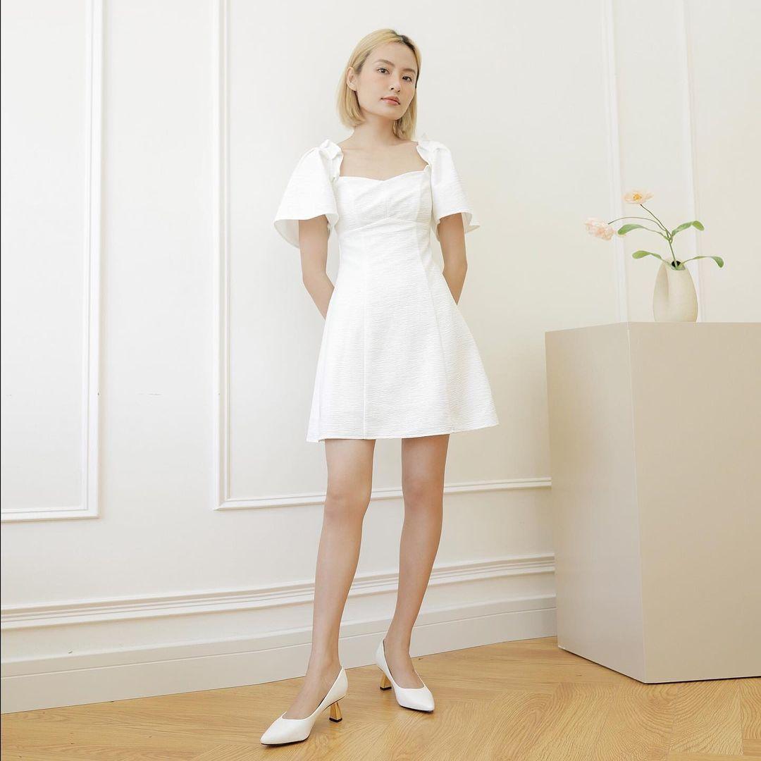Xoài Non gợi ý loạt váy dự tiệc chanh sả dưới 1 triệu, ai thích rẻ hơn thì vẫn có nhiều lựa chọn ngon nghẻ - Ảnh 9.