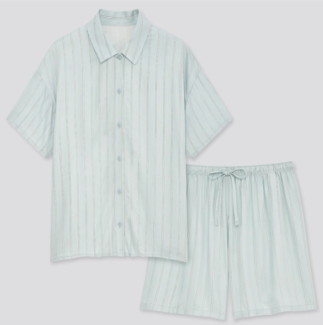 Jisoo diện bộ pyjama gần 3 triệu, chị em thích thì sắm mấy bộ tương tự giá chỉ vài trăm này - Ảnh 4.