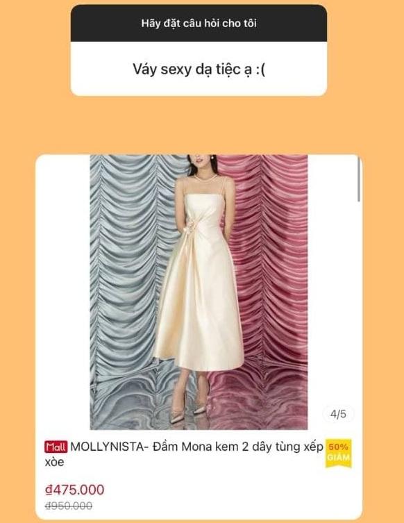 Xoài Non gợi ý loạt váy dự tiệc chanh sả dưới 1 triệu, ai thích rẻ hơn thì vẫn có nhiều lựa chọn ngon nghẻ - Ảnh 4.