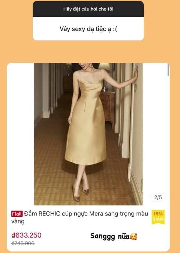 Xoài Non gợi ý loạt váy dự tiệc chanh sả dưới 1 triệu, ai thích rẻ hơn thì vẫn có nhiều lựa chọn ngon nghẻ - Ảnh 3.