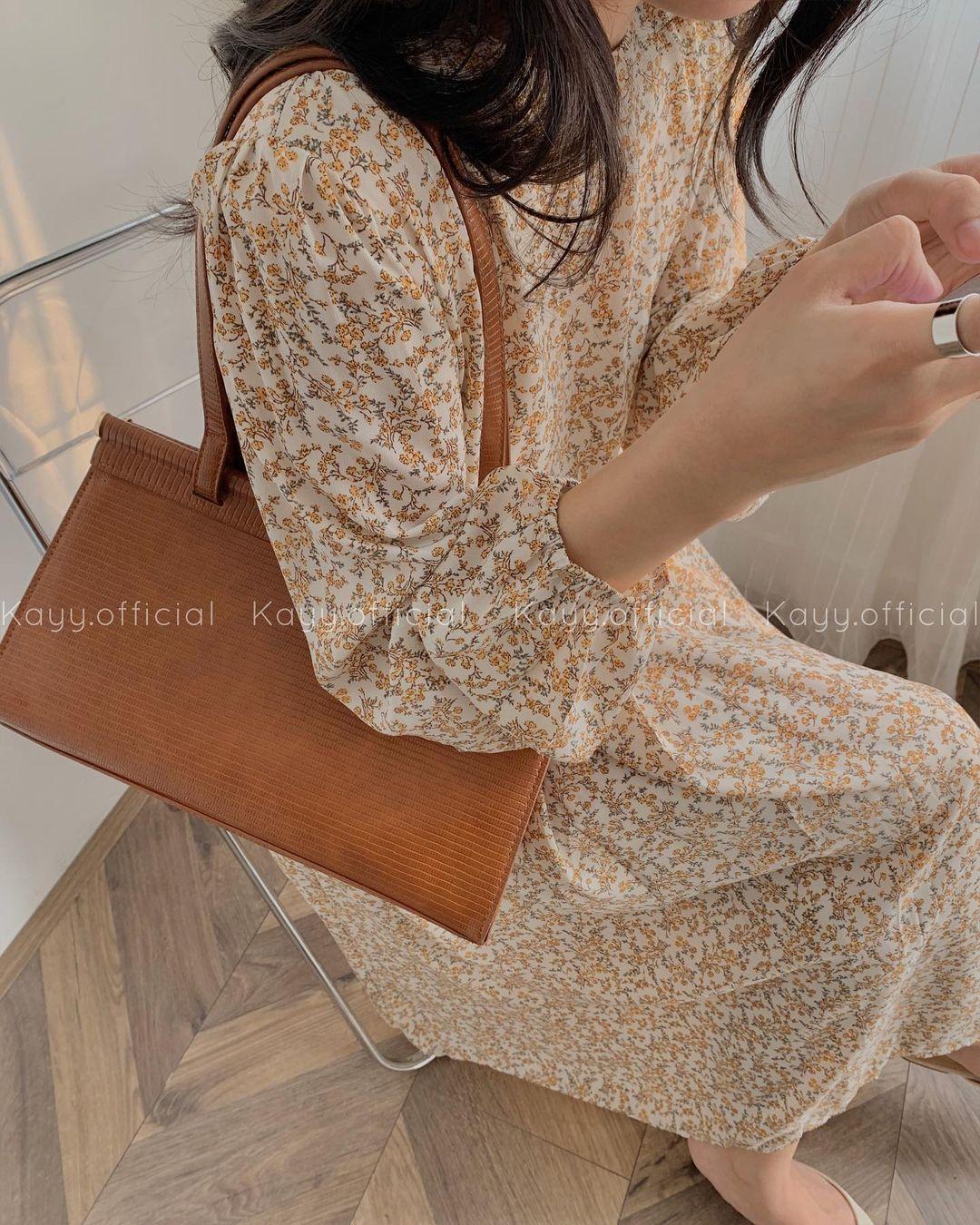 Học ca nương Kiều Anh tậu váy suông oversize giá chỉ vài trăm, mặc mát mà xinh như công chúa - Ảnh 4.