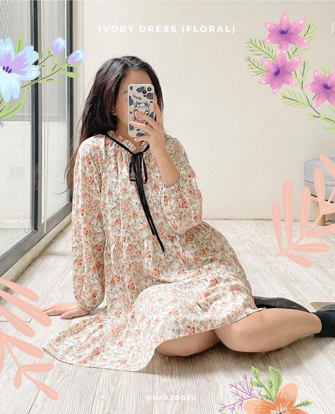 Học ca nương Kiều Anh tậu váy suông oversize giá chỉ vài trăm, mặc mát mà xinh như công chúa - Ảnh 7.