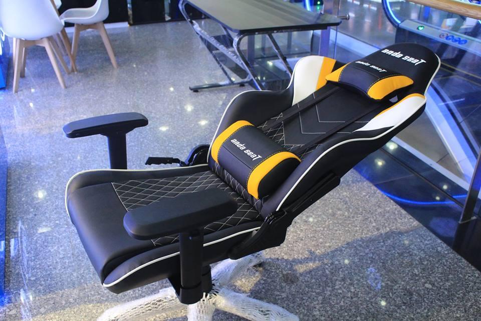 Ngồi chơi game hay làm việc trước máy tính nhiều thì đừng bỏ qua những chiếc ghế này vừa thoải mái lại giảm đau nhức xương khớp - Ảnh 4.