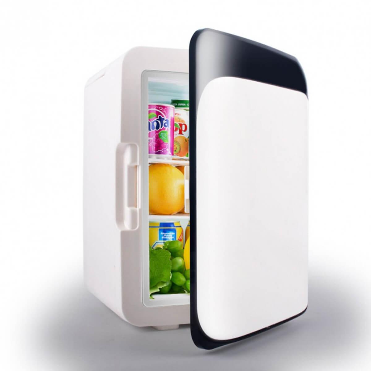 Hè đến chị em sắm tủ lạnh mini đựng mỹ phẩm cho đảm bảo, giá chỉ vài trăm không đắt tẹo nào - Ảnh 5.