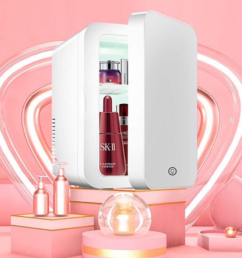 Hè đến chị em sắm tủ lạnh mini đựng mỹ phẩm cho đảm bảo, giá chỉ vài trăm không đắt tẹo nào - Ảnh 7.
