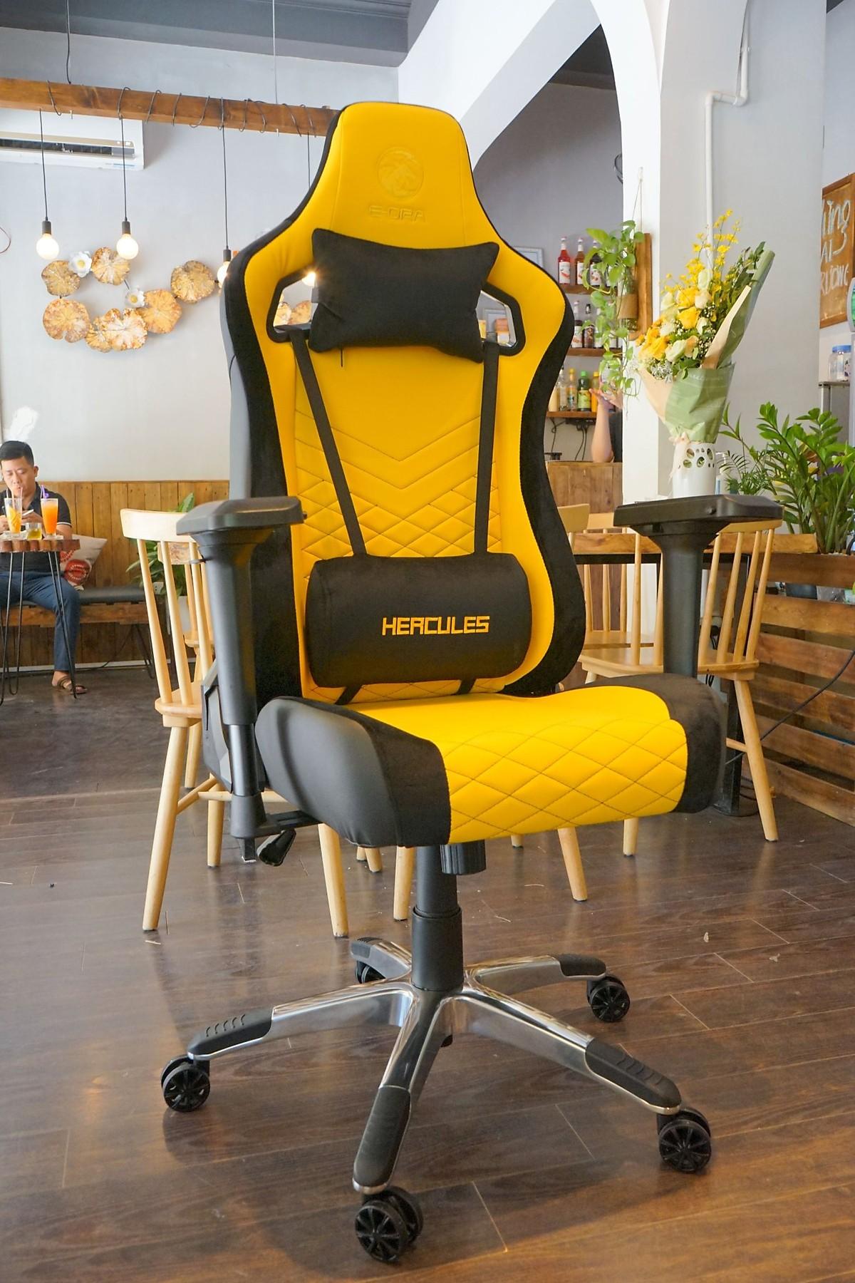 Ngồi chơi game hay làm việc trước máy tính nhiều thì đừng bỏ qua những chiếc ghế này vừa thoải mái lại giảm đau nhức xương khớp - Ảnh 5.