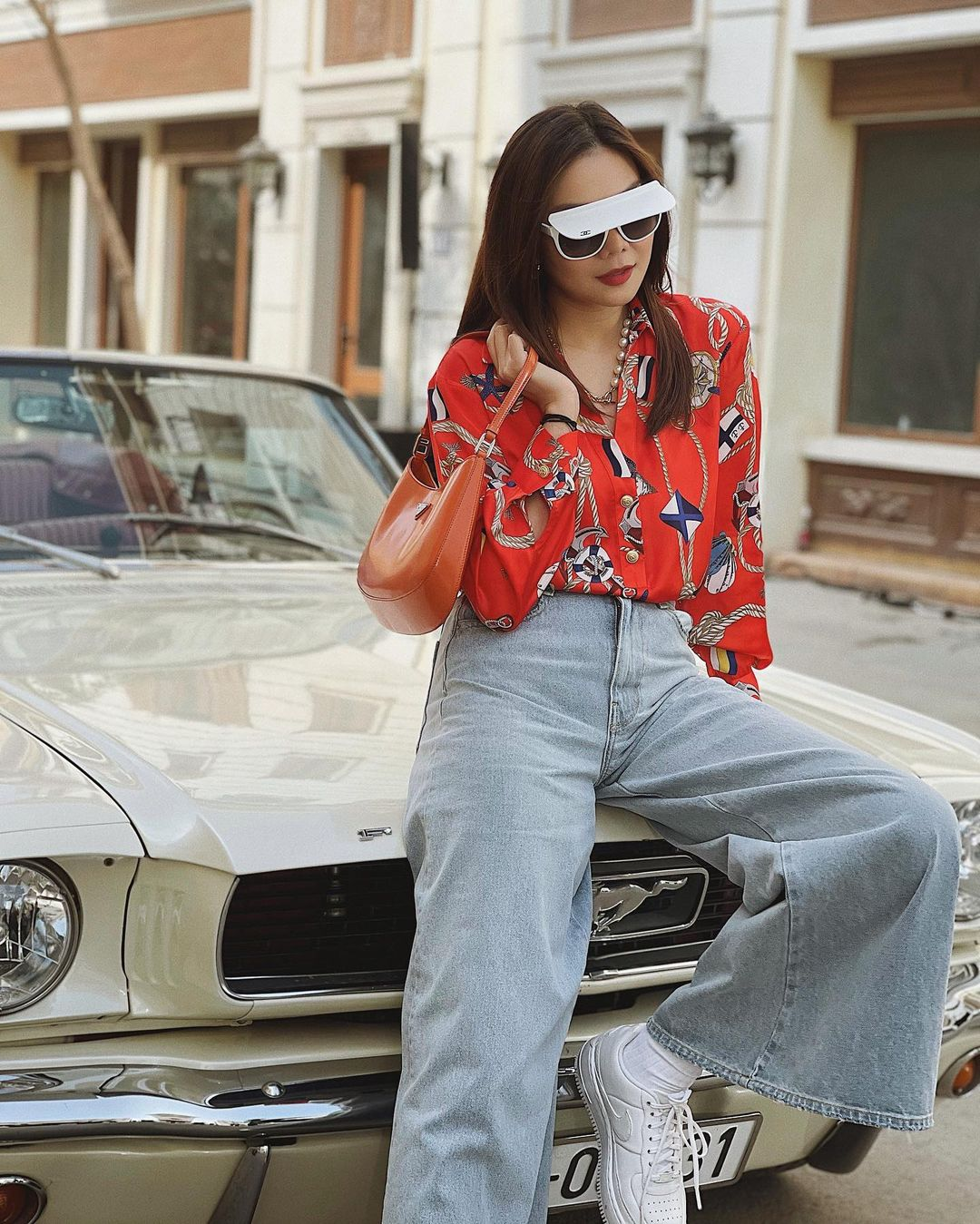 List váy áo Zara sao Việt vừa diện: Toàn món mát mẻ xinh xẻo chị em sắm đi du lịch thì hết nút - ảnh 17