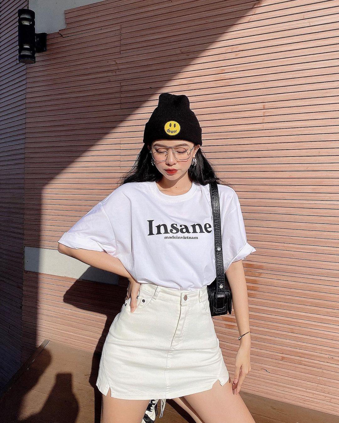"""Loạt áo phông local brand đơn giản mà chất lừ giá chỉ từ 250k, ai cũng nên sắm một """"em"""" đón hè - Ảnh 8."""