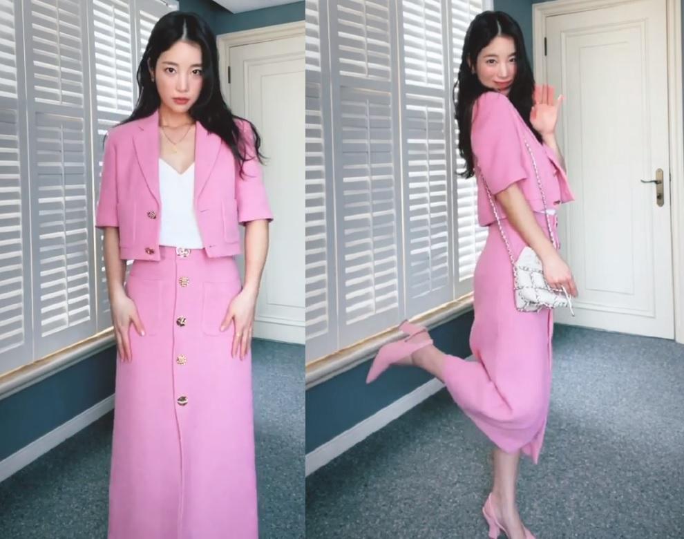 Check nhanh loạt đồ Zara sao Hàn vừa diện: Toàn kiểu xinh xỉu, có món đang sale chỉ còn 199k - ảnh 8