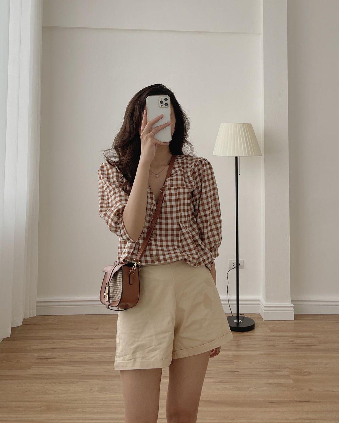 Tổng hợp quần shorts đáng sắm nhất hè này: Giá từ 200k, toàn kiểu Hàn xẻng đẹp mê ly - ảnh 7