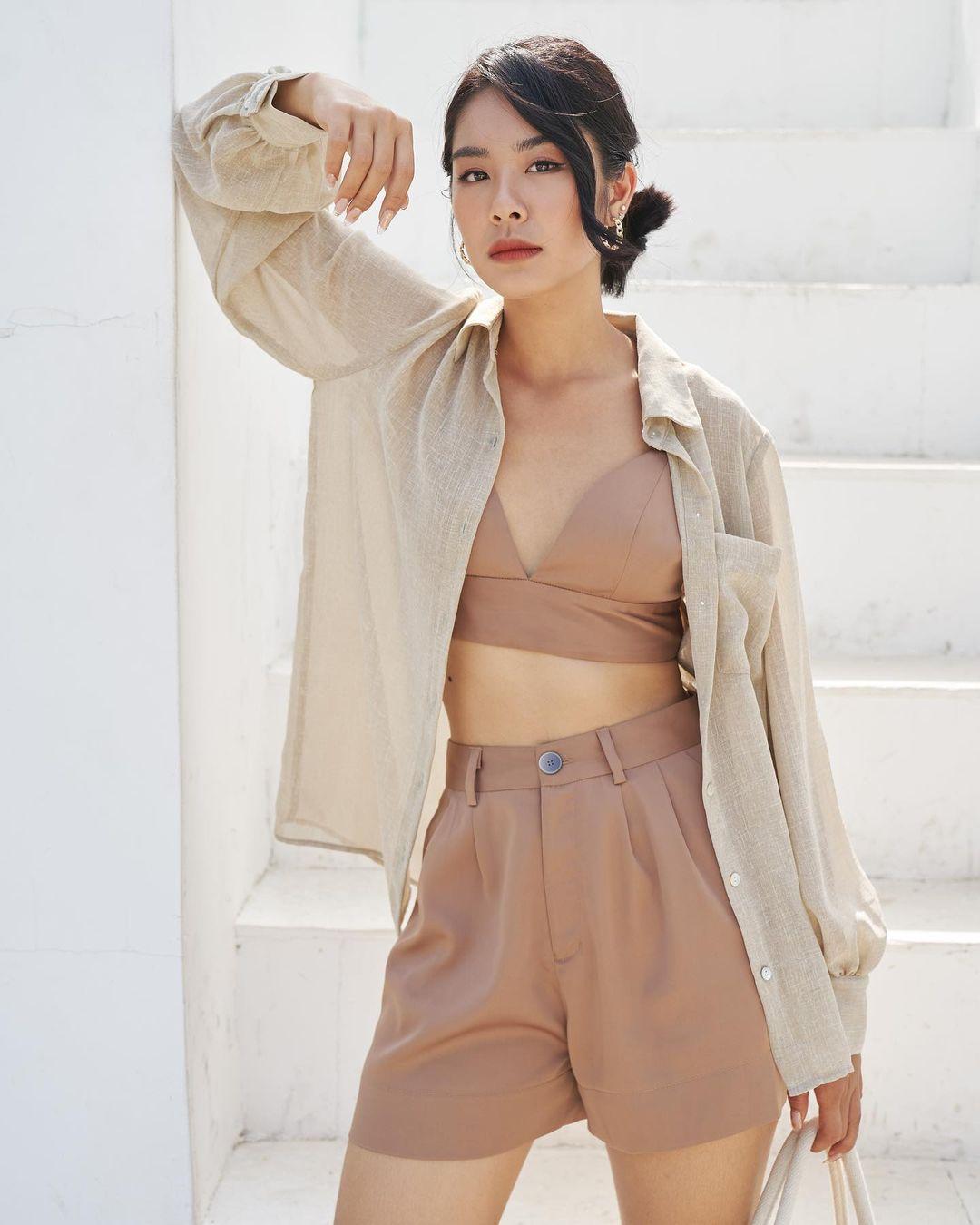 Tổng hợp quần shorts đáng sắm nhất hè này: Giá từ 200k, toàn kiểu Hàn xẻng đẹp mê ly - ảnh 19