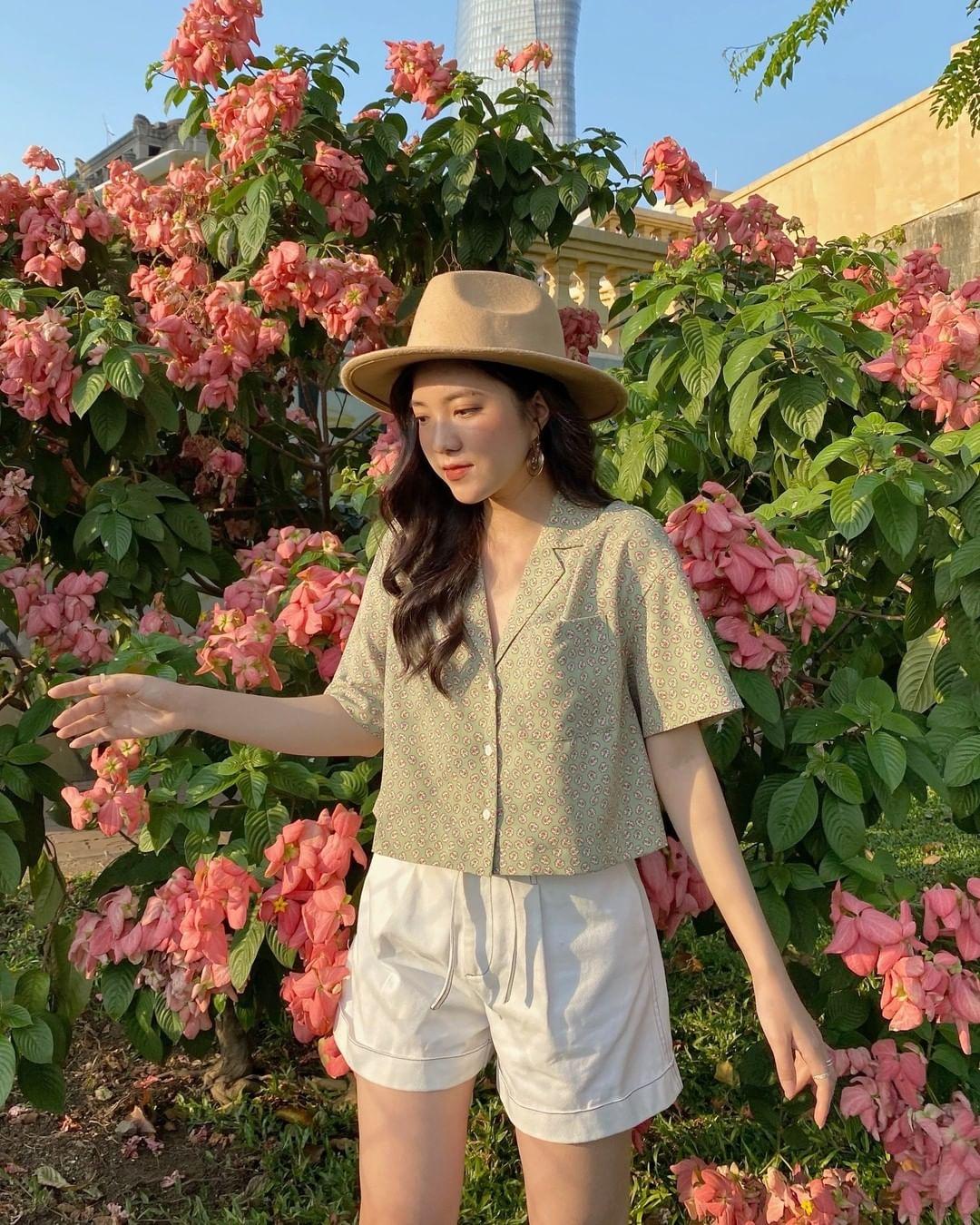Tổng hợp quần shorts đáng sắm nhất hè này: Giá từ 200k, toàn kiểu Hàn xẻng đẹp mê ly - ảnh 25