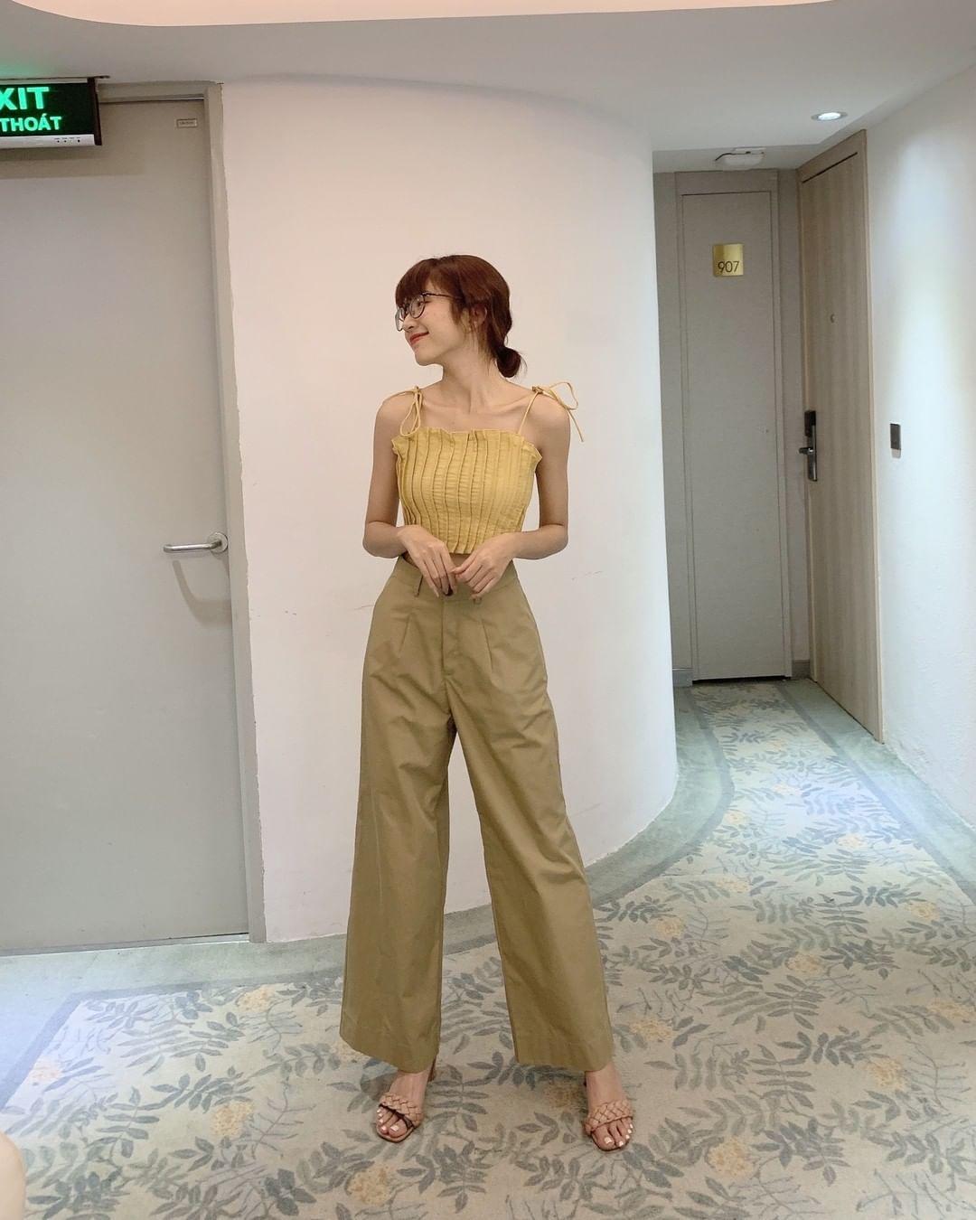 Tổng hợp áo hai dây đáng mua nhất ở các shop: Giá chỉ từ 180k mà xinh như thiên thần - Ảnh 7.