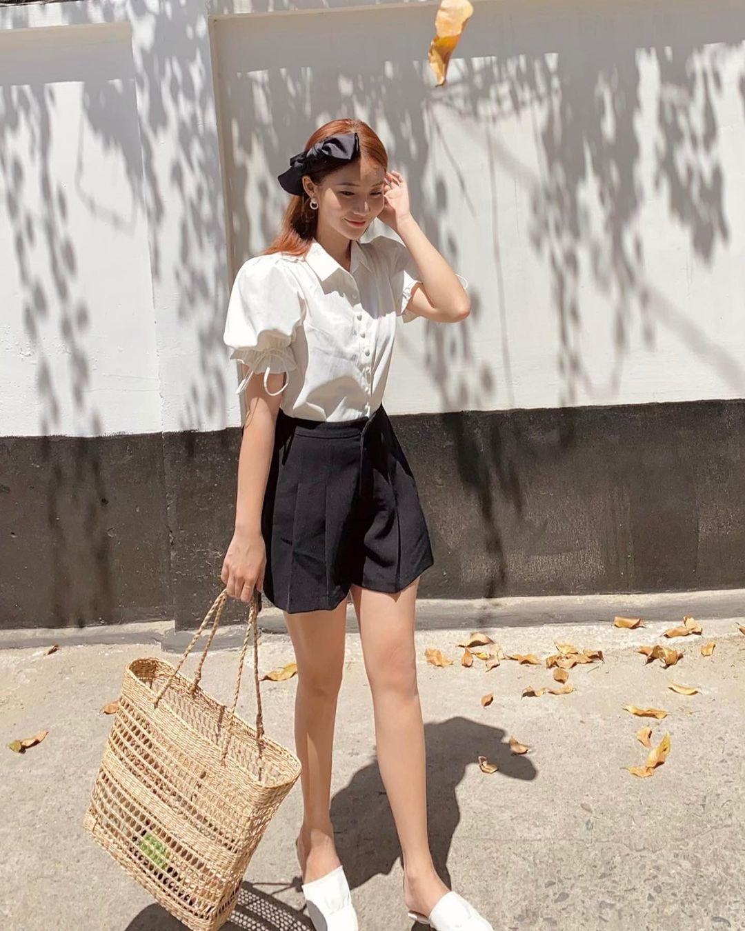 Tổng hợp quần shorts đáng sắm nhất hè này: Giá từ 200k, toàn kiểu Hàn xẻng đẹp mê ly - ảnh 16