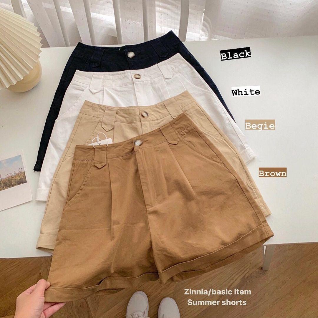 Tổng hợp quần shorts đáng sắm nhất hè này: Giá từ 200k, toàn kiểu Hàn xẻng đẹp mê ly - ảnh 10